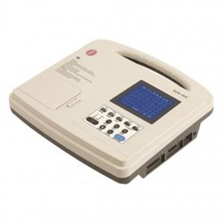 Electrocardiógrafo de 1 Canal Carewell con Interpretación y Pantalla Ampliada a 12 Canales - Envío Gratuito