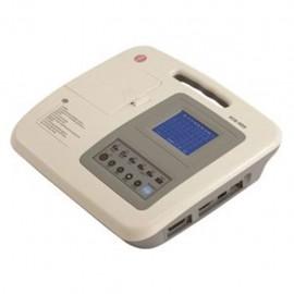 Electrocardiógrafo de 3 Canales Carewell con Interpretación y Pantalla Ampliada a 12 Canales - Envío Gratuito