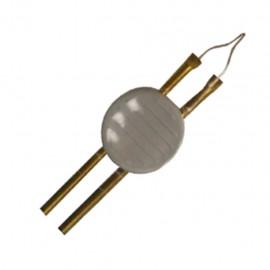 Electrodo de Punta Fina Corta Bovie para Electrocauterio Portátil - Envío Gratuito