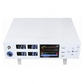 Monitor de Oximetría y Presión Arterial Contec con Tendencias de 10 hrs - Envío Gratuito