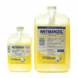 ANTIBENZIL CONCENTRADO AMARILLO 3.75LTS - Envío Gratuito