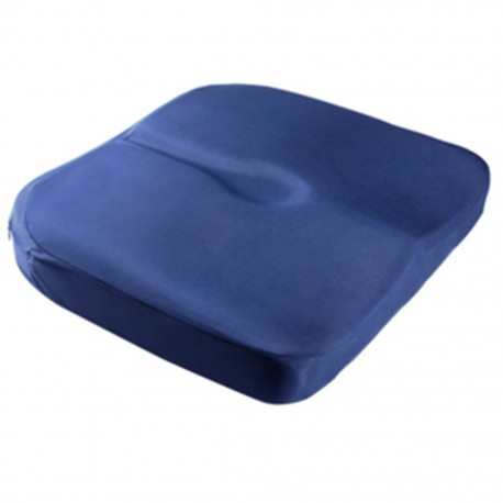 Asiento Confort Medika-Soft de Espuma con Memoria Cuadrado - Envío Gratuito