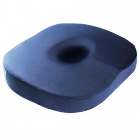 Asiento Ortopédico Medika-Soft de Espuma con Memoria en Forma de Anillo - Envío Gratuito