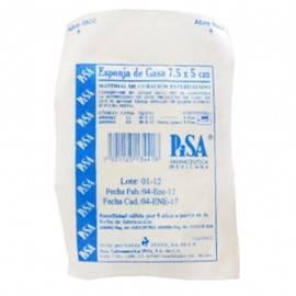 ESPONJA GASA PISA 7.5X5 12C T20X12 C/5 - Envío Gratuito
