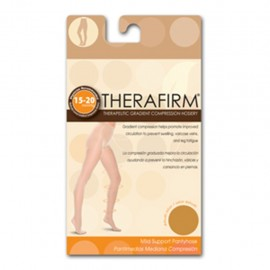 PANTIMEDIA THERAFIRM MEDIANA COMPRESION (15-20 mmHg) TALLA GRANDE COLOR PIEL