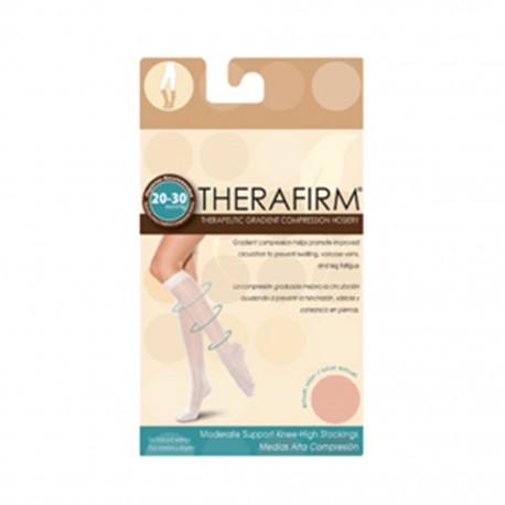 TOBIMEDIA THERAFIRM ALTA COMPRESION (20-30 mmHg) TALLA GRANDE COLOR PIEL - Envío Gratuito