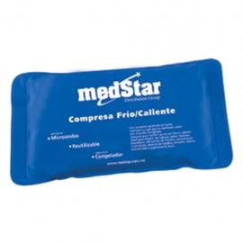 COMPRESA DE GEL MEDSTAR CON CUBIERTA DE NYLON Y PVC. 28.5 X 11.5 CMS - Envío Gratuito