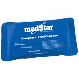 COMPRESA DE GEL MEDSTAR CON CUBIERTA DE NYLON Y PVC.31 X 17 CMS - Envío Gratuito