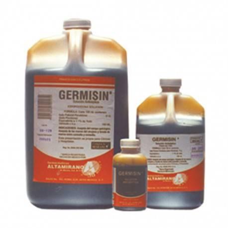 GERMISIN ESPUMA 3.5LT - Envío Gratuito