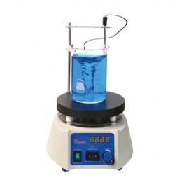 Agitador con placa de calentamiento (termoagitador). Modelo CVP-3250B - Envío Gratuito