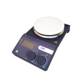 Agitador magnético de control análogo con pantalla LCD y placa de calentamiento. Modelo MS-H-PRO - Envío Gratuito