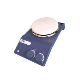 Agitador magnético de control análogo y placa de calentamiento. Modelo MS-H-S - Envío Gratuito