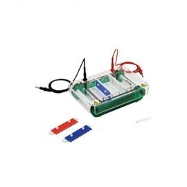 Cámara de electroforesis horizontal. Modelo CS-SPAT - Envío Gratuito