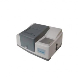 Espectrofotómetro de infrarrojo con transformada de Fourier. Modelo FTIR-7600 - Envío Gratuito