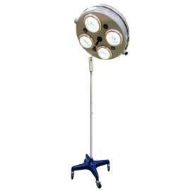 Lámpara de luz fría de cirugía sin sombra. Modelo HLAB-734 - Envío Gratuito