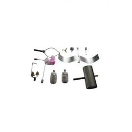 Accesorios para máquina Electrostática (Wimshurst). Modelo CV030 - Envío Gratuito