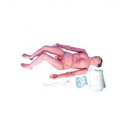 Maniquí de Entrenamiento para Enfermería. Modelo CVQ7067 - Envío Gratuito
