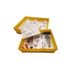 Conjunto para laboratorios de química. Modelo EC-350 - Envío Gratuito