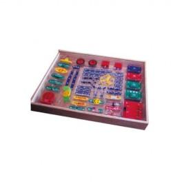 Conjuntos para Laboratorio de Electrónica. Modelo EC-544 - Envío Gratuito