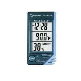 Termómetro con alarma. Modelo 4040CC - Envío Gratuito