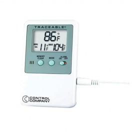 Termómetro de monitoreo con memoria Traceable. Modelo 4048CC - Envío Gratuito