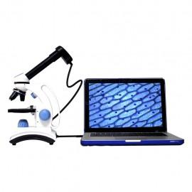 Microscopio monocular. Modelo X-ZOOMI DIGITAL - Envío Gratuito