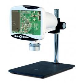 Estereoscopio digital industrial con pantalla LCD. Modelo VE-153G - Envío Gratuito
