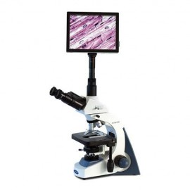 Microscopio con Tablet integrada. Modelo VE-B6PAD - Envío Gratuito