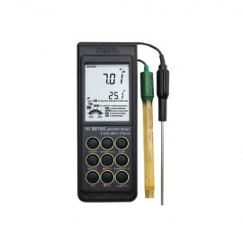 Medidor portátil para pH/ORP. Modelo HI98160 - Envío Gratuito
