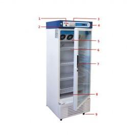 Refrigerador para banco de sangre. Modelo XC-280L - Envío Gratuito