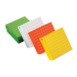 Caja de cartón criogénica. Modelo 90-6100 - Envío Gratuito