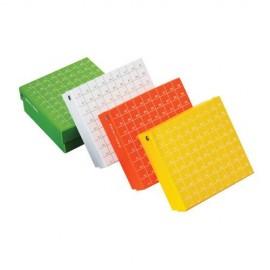 Caja de cartón criogénica. Modelo 90-6281 - Envío Gratuito
