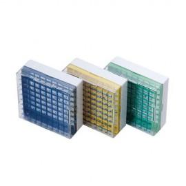Caja de plástico criogénica. Modelo 90-9009 - Envío Gratuito