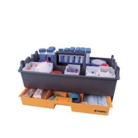 Caja transportadora de muestras clínicas. Modelo BLOODTRAY - Envío Gratuito