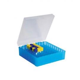 Caja para almacenamiento de criotubos (5ml). Modelo CRM-1064-5 - Envío Gratuito