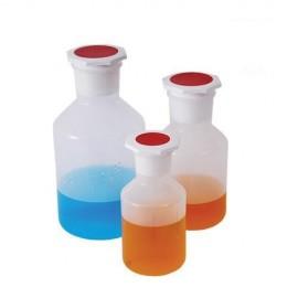 Botella para reactivo, boca ancha - Envío Gratuito