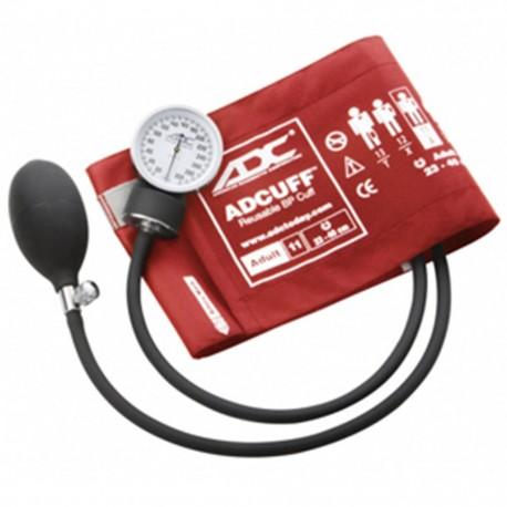 Baumanómetro Aneroide ADC Modelo 760 Rojo - Envío Gratuito