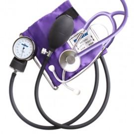 Baumanómetro Aneroide Medstar Kit con Estetoscopio de Una Campana - Envío Gratuito