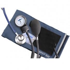 Baumanómetro Aneroide Medstar Kit con Estetoscopio de Doble Campana