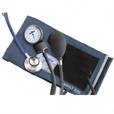 Baumanómetro Aneroide Medstar Kit con Estetoscopio de Doble Campana - Envío Gratuito