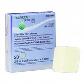 APOSITO DUODERM EXTRA DELGADO HIDROCOLOIDE 10 X 10 CMS PI