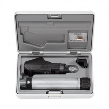 Retinoscopio de Franja Heine 3.5V NiMH con Mango Recargable Beta R para toma de red - Envío Gratuito