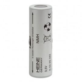 Batería Recargable Heine NiMH 3.5V para Mangos Beta