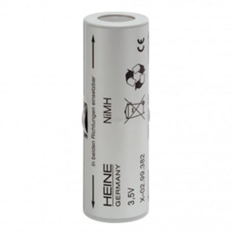 Batería Recargable Heine NiMH 3.5V para Mangos Beta - Envío Gratuito