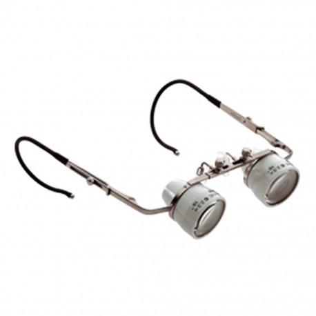 Lupa Binocular Heine C 2.3 /340 mm en Estuche - Envío Gratuito