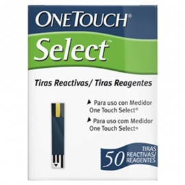 TIRAS REACTIVAS ONE TOUCH SELECT - Envío Gratuito