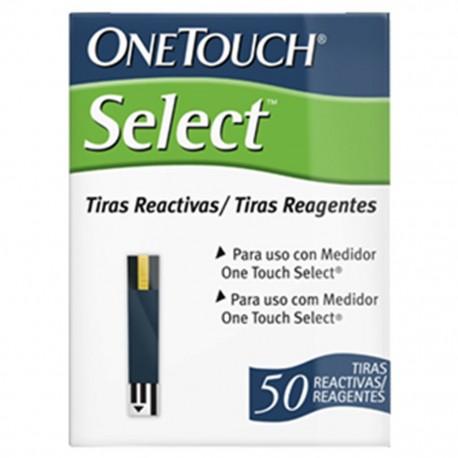 TIRAS REACTIVAS ONE TOUCH SELECT - Envío Gratuito