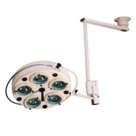 Lámpara de Quirófano PAX 1 Satélite de 5 Focos con Soporte Articulado - Envío Gratuito