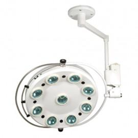 Lámpara de Quirófano PAX 1 Satélite de 9 Focos con Soporte Articulado - Envío Gratuito